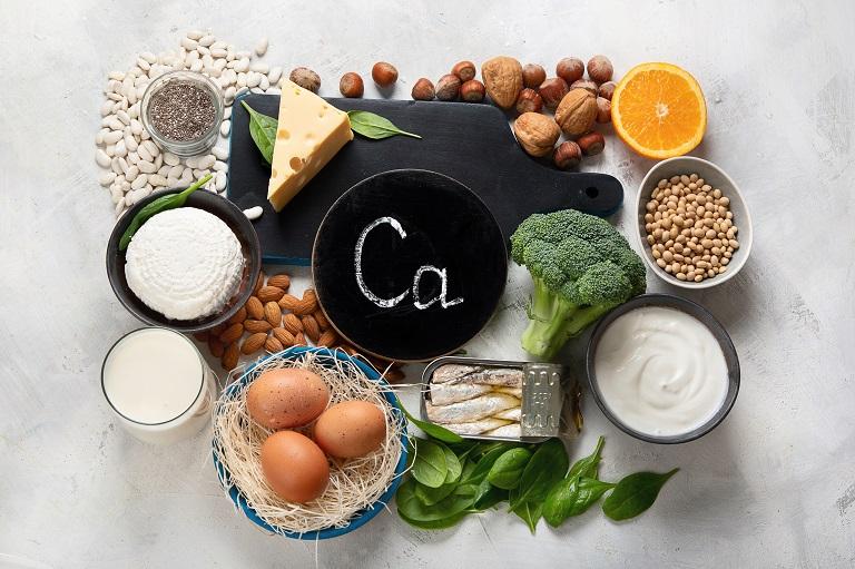 kalcio ir širdies nauda sveikatai